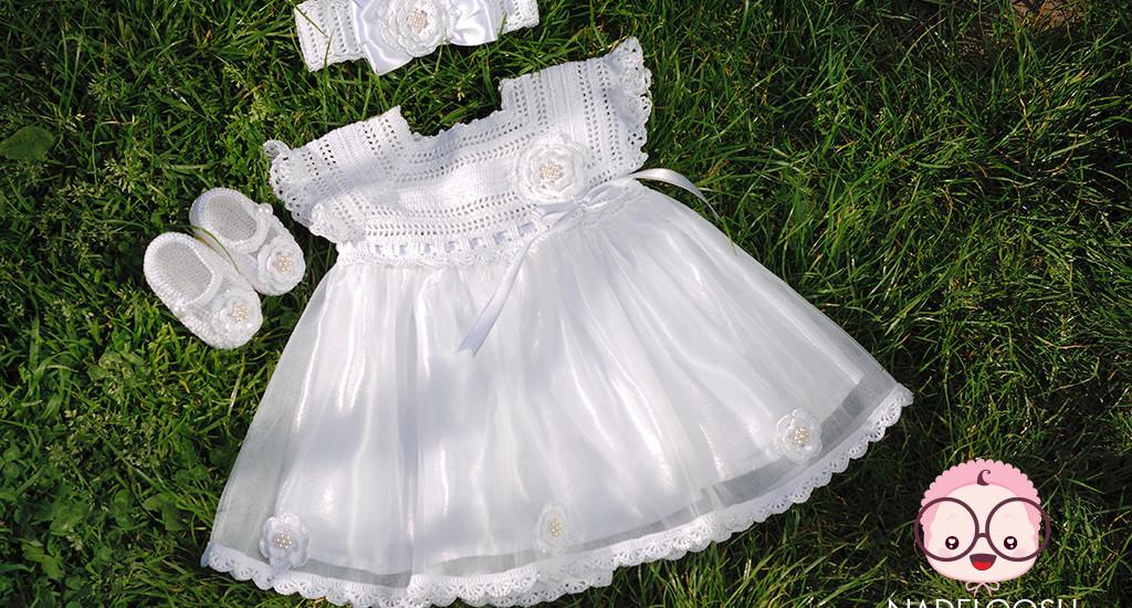 Costumase Botez Sau Hainute Bebelusi Crosetate Sau Tricotate Manual